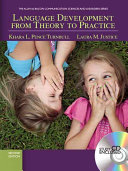 Language Development from Theory to Practice Book