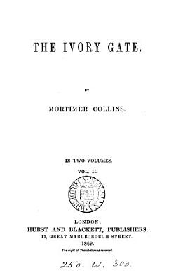 The Ivory Gate PDF