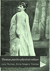 Thomas Psycho physical Culture Book