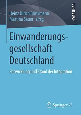Einwanderungsgesellschaft Deutschland PDF