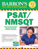Barron s NEW PSAT NMSQT with CD ROM  18th Edition Book