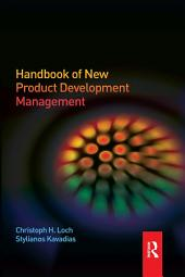 Handbook of New Product Development Management