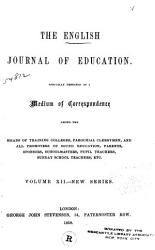 The English Journal of Education PDF