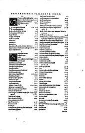 Enarrationes perpetuae, in sacra quatuor Evangelia: Epistola eiusdem nuncupatoria ad academiam Marpurgensem de servanda unitate ecclesiae