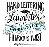 Hand Lettering for Laughter PDF