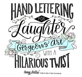 Hand Lettering For Laughter Book PDF