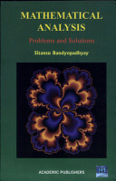 Mathematical Analysis Problems and Solution PDF