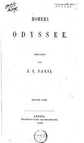 Homers Odyssee: Band 1
