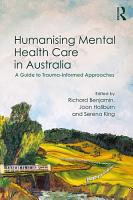 Humanising Mental Health Care in Australia PDF