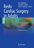 Redo Cardiac Surgery in Adults PDF