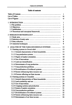 A Re examination of Some Theories on Food Production and Population Pressure PDF