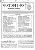 Best Sellers PDF