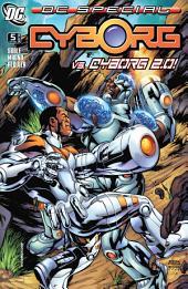 DC Special Cyborg (2008-) #5