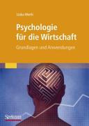 Psychologie f  r die Wirtschaft PDF