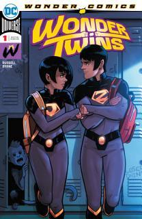 Wonder Twins  2019    1 Book