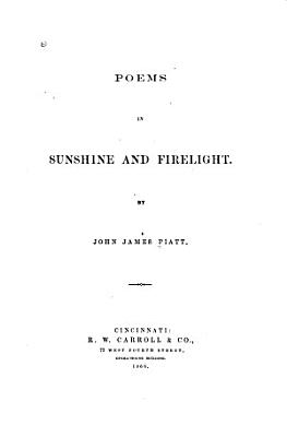 Poems in Sunshine and Firelight