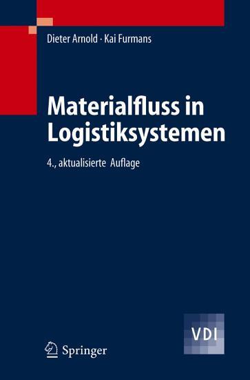 Materialfluss in Logistiksystemen PDF
