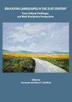 Education Landscapes in the 21st Century PDF