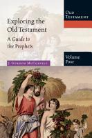 Exploring the Old Testament PDF