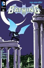 Batwing (2011-) #26