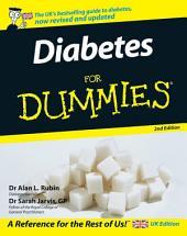 Diabetes for Dummies: Edition 2