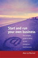 Start and Run Your Own Business PDF