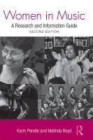 Women in Music PDF