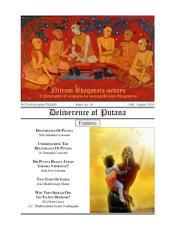 NBS#43: Deliverance of Putana