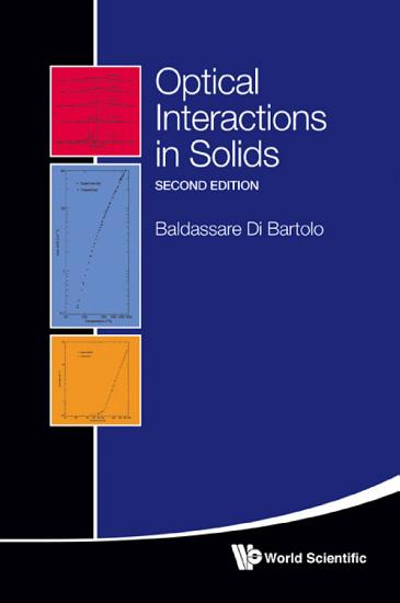 Optical Interactions in Solids  2nd Edition  PDF