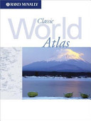 Classic World Atlas Book PDF