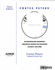 Cortez Peters  Championship Keyboarding Drills PDF