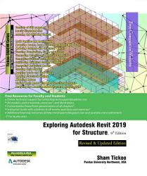 Exploring Autodesk Revit 2019 for Structure  9th Edition PDF