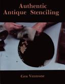 Authentic Antique Stenciling