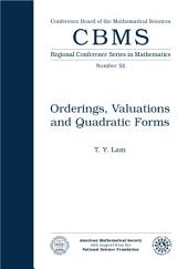 Orderings, Valuations and Quadratic Forms