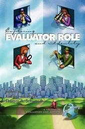 Exploring Evaluator Role Identity