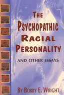 Download The Psychopathic Racial Personality and Other Essays Book