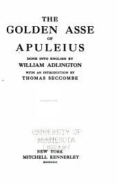 The Golden Asse of Apuleius