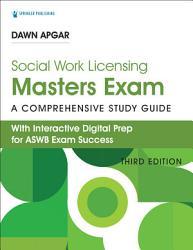 Social Work Masters Exam Guide Book PDF