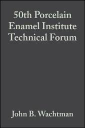 50th Porcelain Enamel Institute Technical Forum