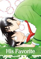 His Favorite, Vol. 10 (Yaoi Manga)