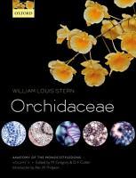 Anatomy of the Monocotyledons Volume X  Orchidaceae PDF