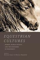 Equestrian Cultures PDF