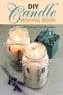 DIY Candle Making Book