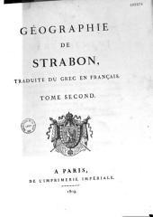 Géographie de Strabon
