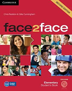 Face2face Elementary Student s Book with DVD ROM PDF