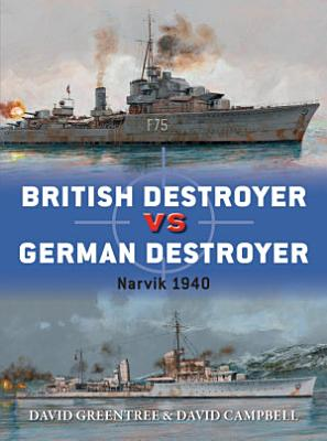 British Destroyer vs German Destroyer PDF