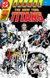 New Teen Titans (1984-1988) Annual #4