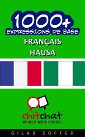 1001+ Expressions de Base Français - Hausa