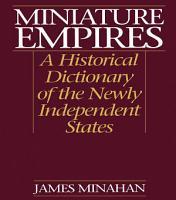 Miniature Empires PDF