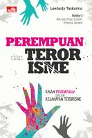 Perempuan dan Terorisme   Kisah Perempuan dalam Kejahatan Terorisme PDF